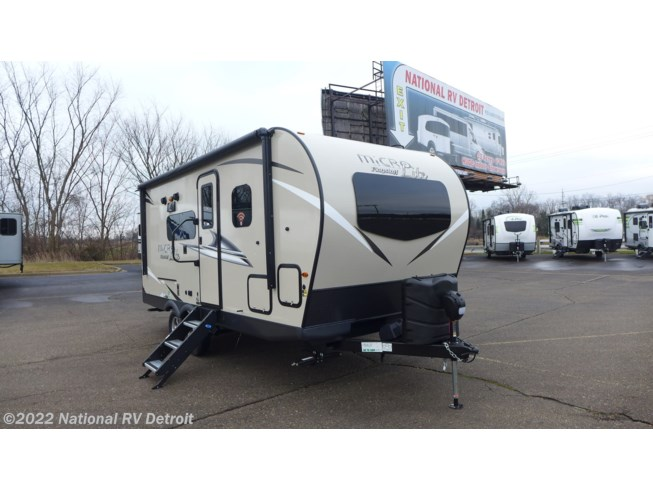 New 2020 Forest River Flagstaff Micro Lite 21DS available in Belleville, Michigan