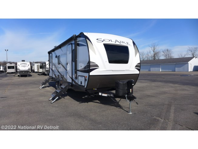 New 2020 Forest River Solaire Ultra Lite 253RL available in Belleville, Michigan