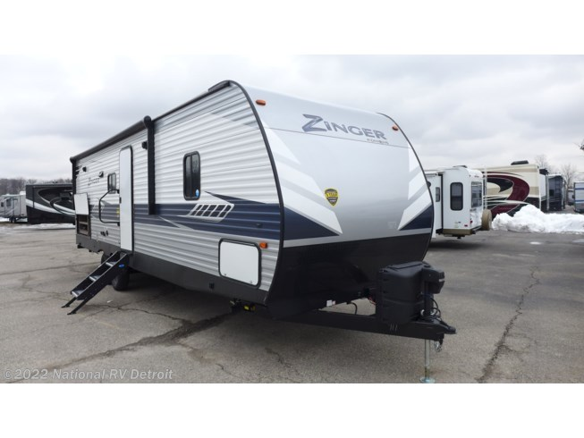 New 2020 CrossRoads Zinger 299RE available in Belleville, Michigan