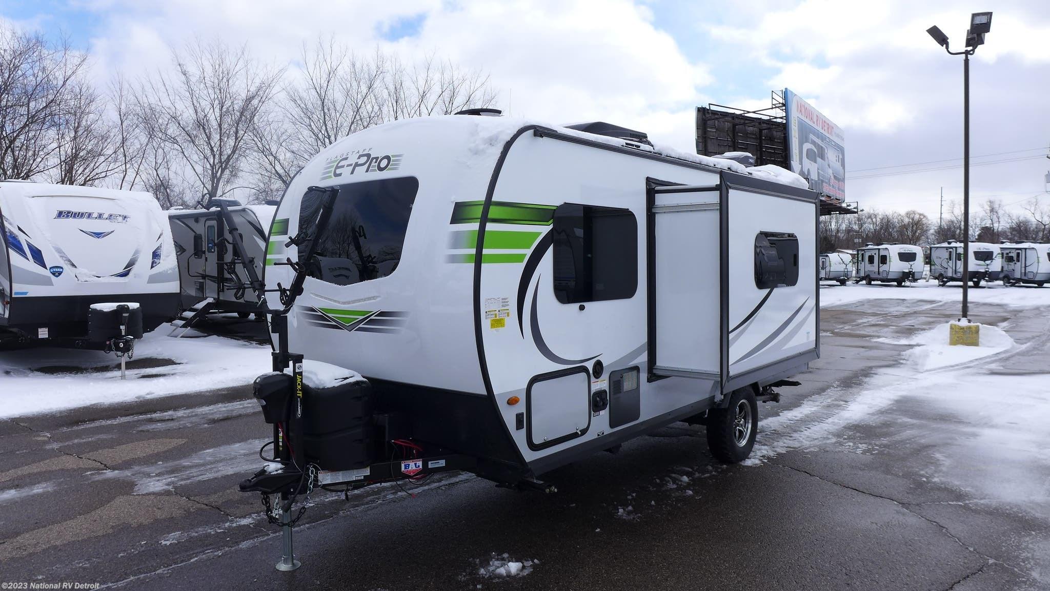2020 Forest River Flagstaff E-Pro E19FBS RV for Sale in ...