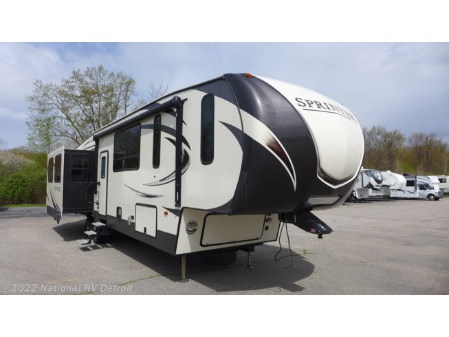 Used 2017 Keystone Sprinter 357FWLFT available in Belleville, Michigan