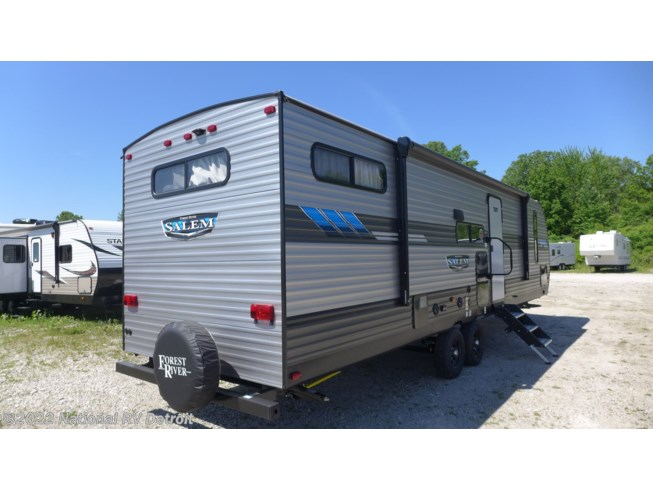 2021 Salem 29VBUD by Forest River from National RV Detroit in Belleville, Michigan