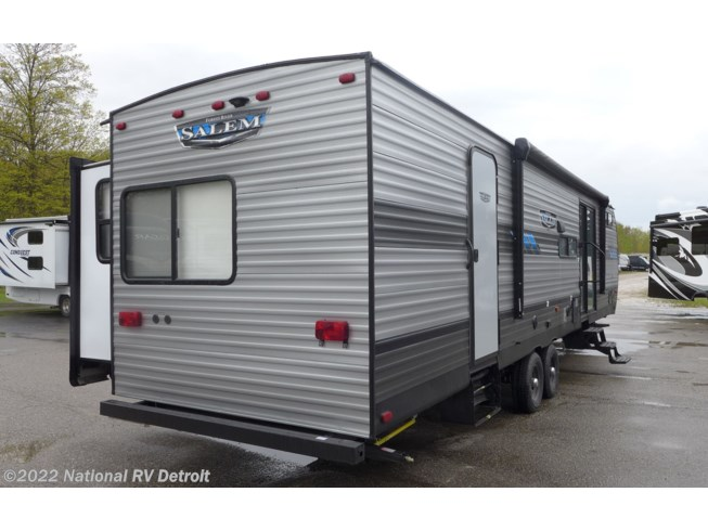 2021 Salem 36VBDS by Forest River from National RV Detroit in Belleville, Michigan