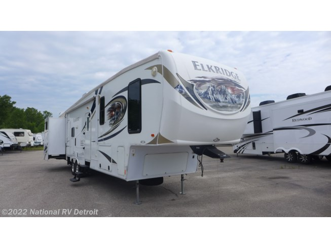 Used 2014 Heartland Heartland 37ULTIMATE available in Belleville, Michigan