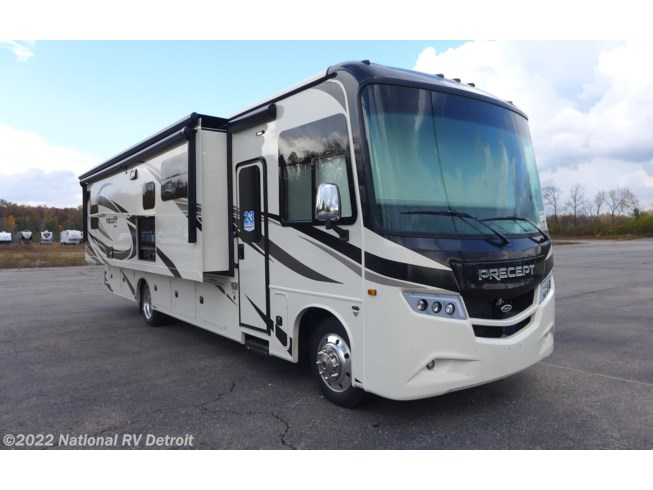 New 2021 Jayco Precept 34G available in Belleville, Michigan