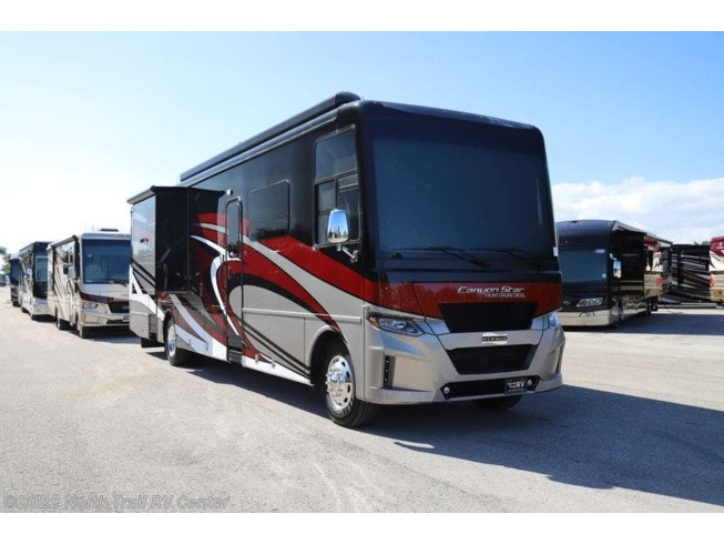 New 2021 Newmar Canyon Star available in Fort Myers, Florida