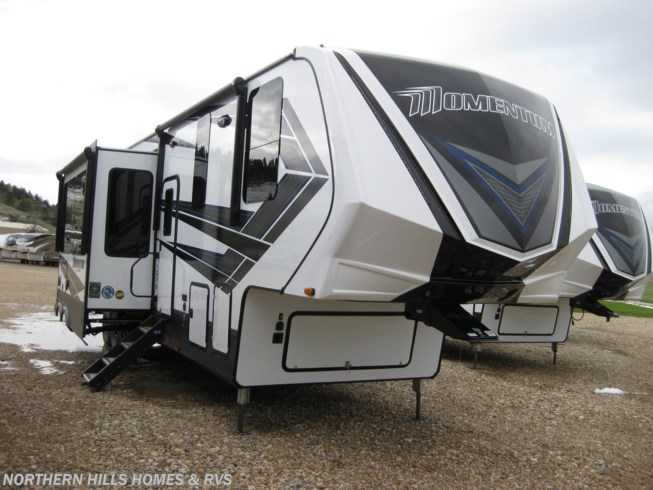 New 2020 Grand Design Momentum 395M available in Whitewood, South Dakota