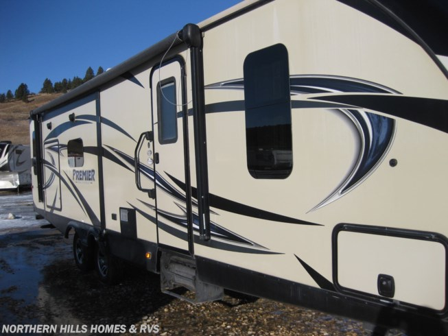 2016 Bullet 30RIPR by Keystone from Northern Hills Homes and RV's in Whitewood, South Dakota