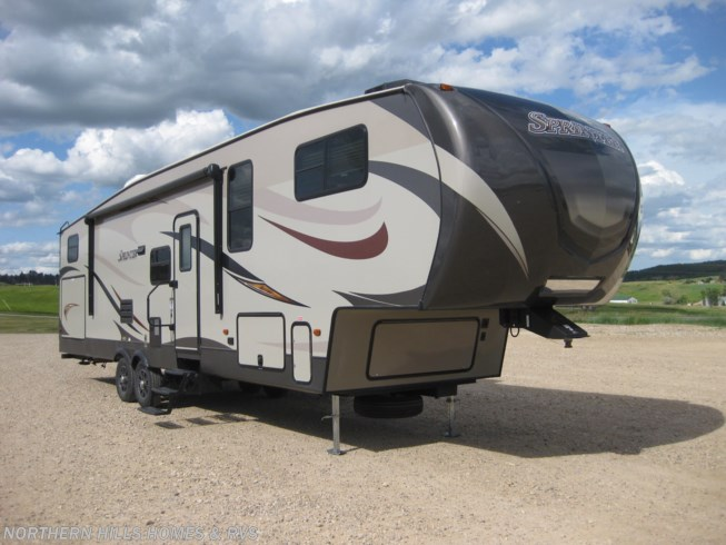 Used 2016 Keystone Sprinter 324FWBHS available in Whitewood, South Dakota