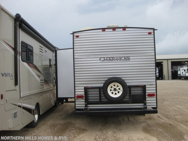 2014 Cherokee 235B by Forest River from Northern Hills Homes and RV's in Whitewood, South Dakota