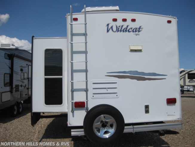 2008 Wildcat 28RKBS East Coast by Forest River from Northern Hills Homes and RV's in Whitewood, South Dakota