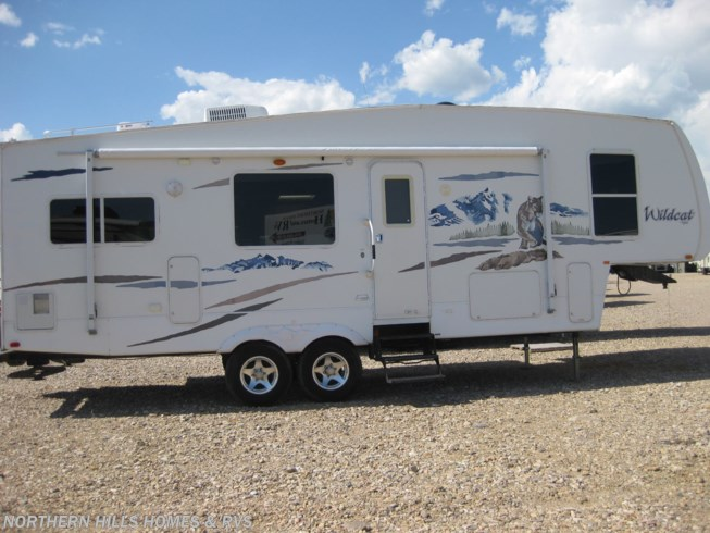 Used 2008 Forest River Wildcat 28RKBS East Coast available in Whitewood, South Dakota