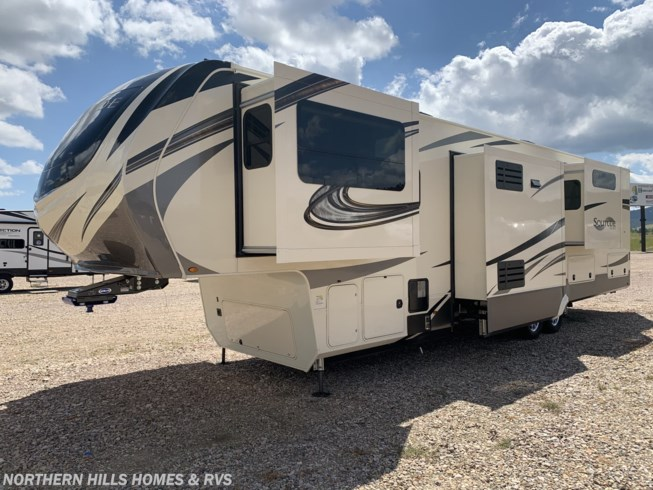 2021 Solitude 380FL by Grand Design from Northern Hills Homes and RV's in Whitewood, South Dakota
