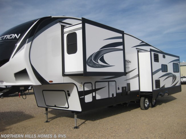 2021 Grand Design Reflection 340RDS - New Fifth Wheel For Sale by Northern Hills Homes and RV's in Whitewood, South Dakota features Stove, Tinted Windows, Fire Extinguisher, LP Detector, Power Awning