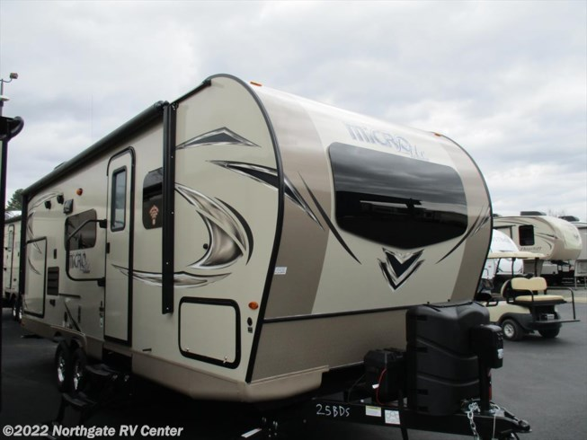 2019 Flagstaff Micro Lite 25BDS by Forest River from Northgate RV Center in Ringgold, Georgia