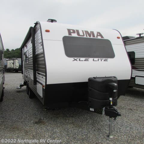 New 2021 Palomino Puma XLE Lite 21FBC available in Ringgold, Georgia