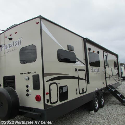 2019 Flagstaff Super Lite 29RKWS by Forest River from Northgate RV Center in Louisville, Tennessee