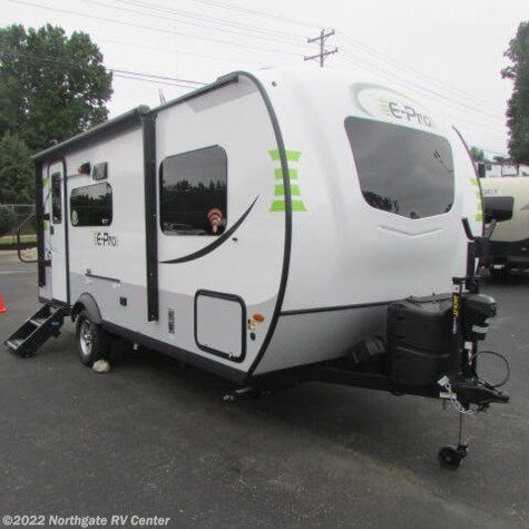 New 2020 Forest River Flagstaff E-Pro 19FBS For Sale by Northgate RV Center available in Louisville, Tennessee