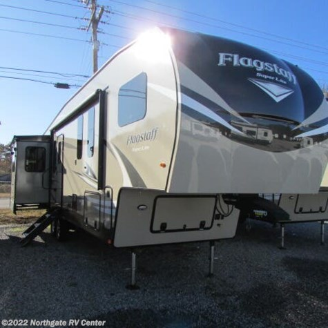 New 2020 Forest River Flagstaff Classic Super Lite 529MBS For Sale by Northgate RV Center available in Louisville, Tennessee