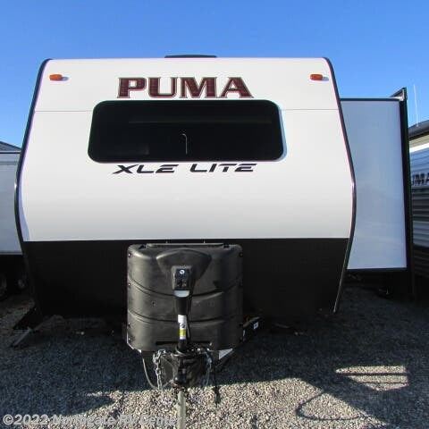 New 2021 Palomino Puma XLE Lite 22FKC available in Louisville, Tennessee