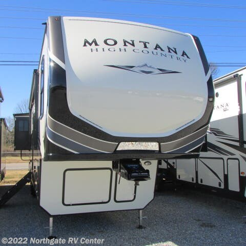 New 2021 Keystone Montana High Country 373RD available in Louisville, Tennessee