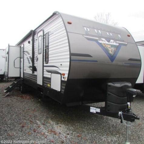 New 2020 Palomino Puma 32BHIS For Sale by Northgate RV Center available in Louisville, Tennessee