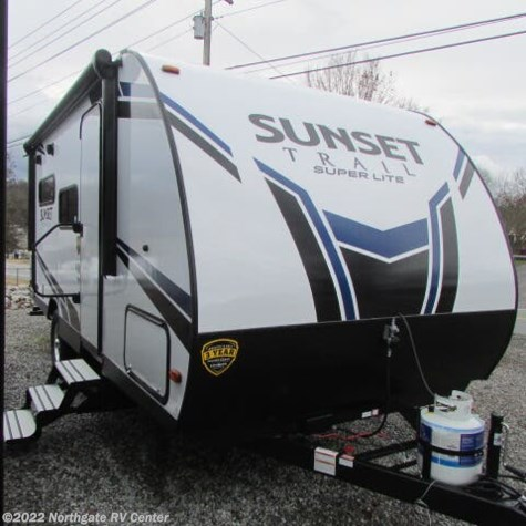 New 2020 CrossRoads Sunset Trail Super Lite SS185RK For Sale by Northgate RV Center available in Louisville, Tennessee