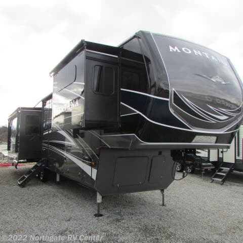 New 2021 Keystone Montana 3781RL available in Louisville, Tennessee