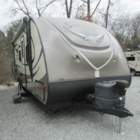 Used 2015 Forest River Surveyor 220RBS For Sale by Northgate RV Center available in Louisville, Tennessee