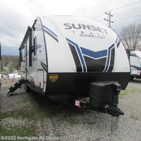 New 2021 CrossRoads Sunset Trail Super Lite 268RL available in Louisville, Tennessee