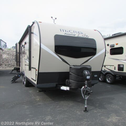 New 2021 Forest River Flagstaff Micro Lite 21FBRS available in Louisville, Tennessee