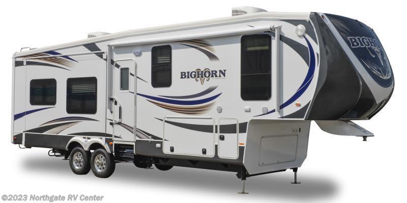 2018 Heartland Rv Rv Bighorn Bh 3750 Fl For Sale In