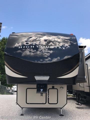2017 Keystone RV Fifth Wheel