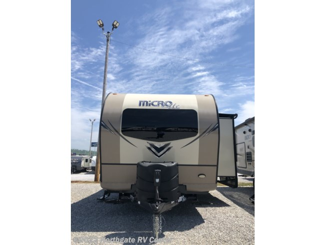 New 2019 Forest River Flagstaff Micro Lite 25BDS available in Ringgold, Georgia