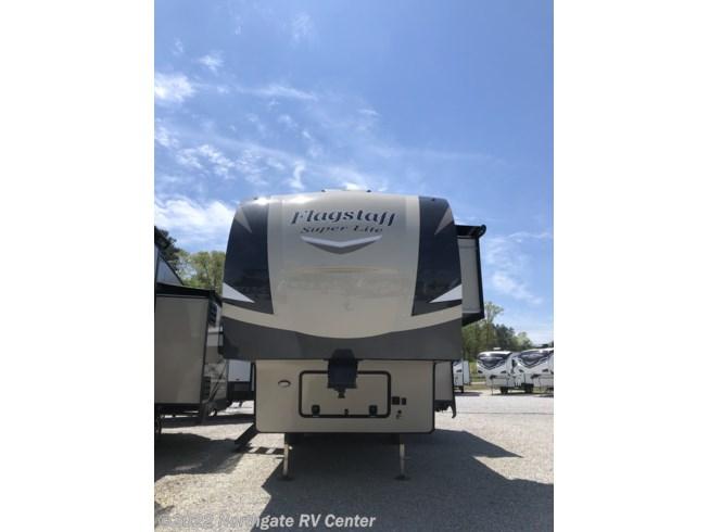 New 2019 Forest River Flagstaff Super Lite 528RKS available in Ringgold, Georgia
