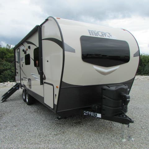 Microlite Travel Trailer >> Ld430546 2020 Forest River Flagstaff Micro Lite 25fbls For Sale In Ringgold Ga