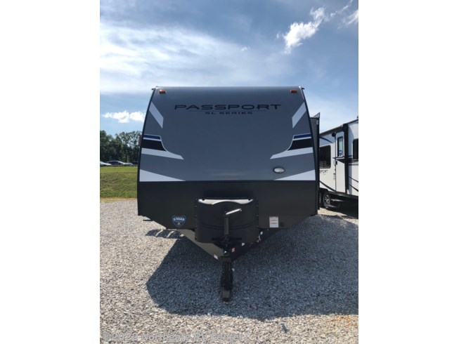 New 2021 Keystone Passport SL Series 292BH available in Ringgold, Georgia