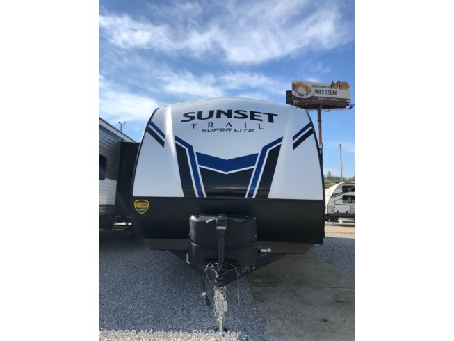 New 2020 CrossRoads Sunset Trail Super Lite 288BH available in Ringgold, Georgia