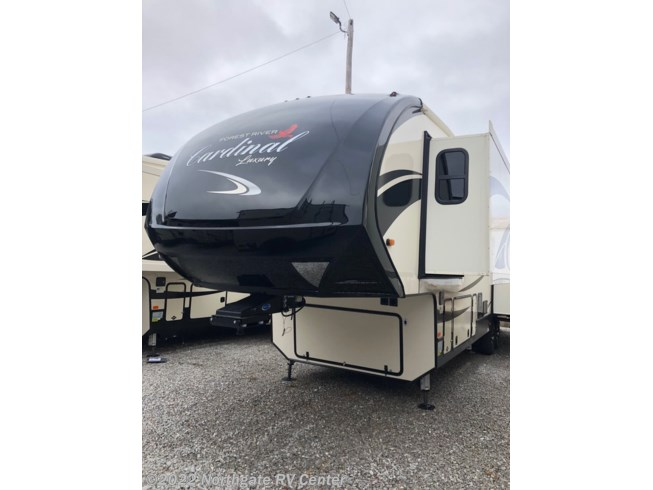 New 2020 Forest River Cardinal 3456RLX available in Ringgold, Georgia