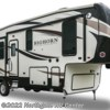 Stock Image for 2019 Heartland Bighorn Traveler BHTR 32 RS (options and colors may vary)