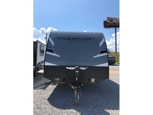 New 2021 Keystone Passport SL Series 175BH available in Ringgold, Georgia