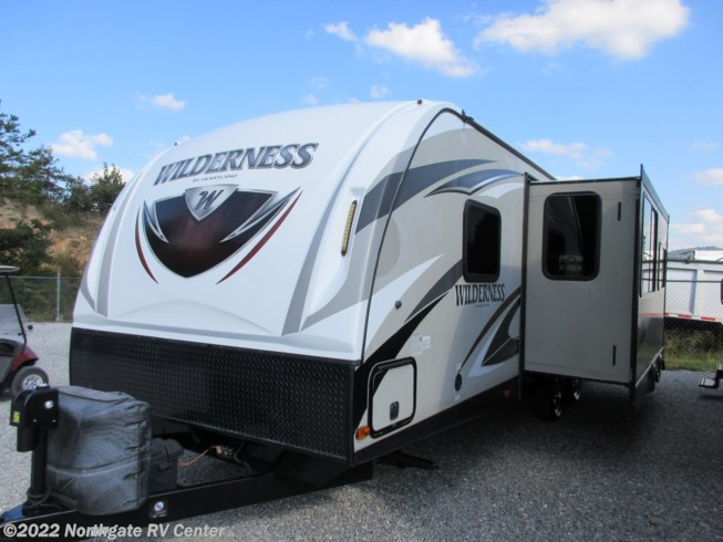 2016 Wilderness WD 2575RK by Heartland from Northgate RV Center in Ringgold, Georgia