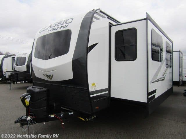 2020 Forest River Flagstaff Classic Super Lite - New Travel Trailer For Sale by Northside Family RV in Lexington, Kentucky