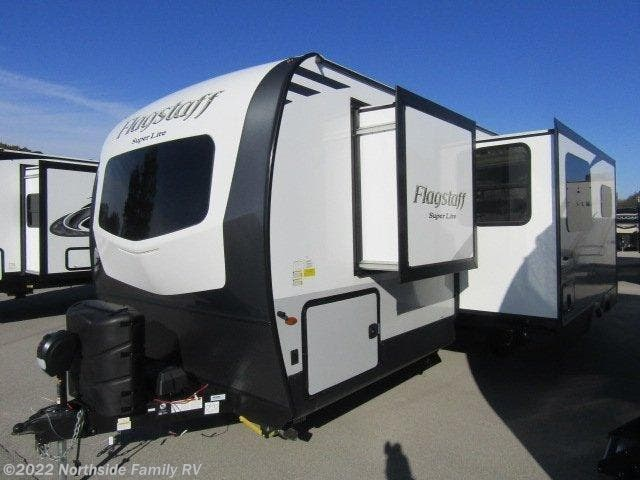 2020 Forest River Flagstaff Super Lite - New Travel Trailer For Sale by Northside Family RV in Lexington, Kentucky