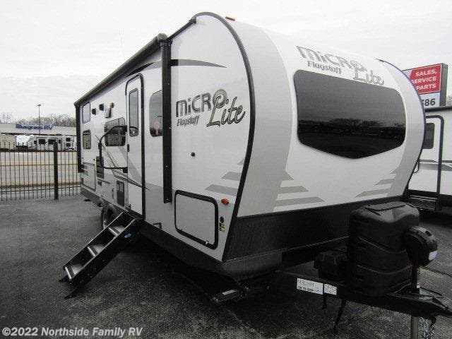 New 2020 Forest River Flagstaff Micro Lite available in Lexington, Kentucky