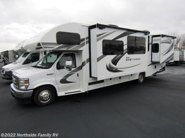 2021 Jayco Greyhawk 29MV - New Class C For Sale by Northside Family RV in Lexington, Kentucky