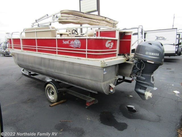 Used 2013 Miscellaneous G3 Suncatcher V18F available in Lexington, Kentucky