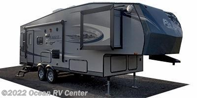 Stock Image for 2012 Jayco Eagle Super Lite HT 26.5 RLS (options and colors may vary)