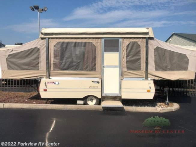 1987 Coleman Rv Chesapeake F D For Sale In Smyrna De 19977