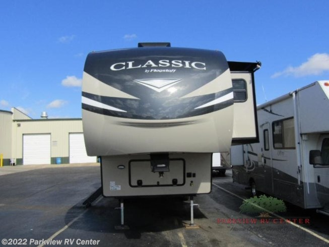 New 2020 Forest River Flagstaff Classic 8529RLS available in Smyrna, Delaware